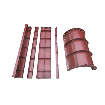 Guangzhou Manufacturer Steel Concrete Edging Forms