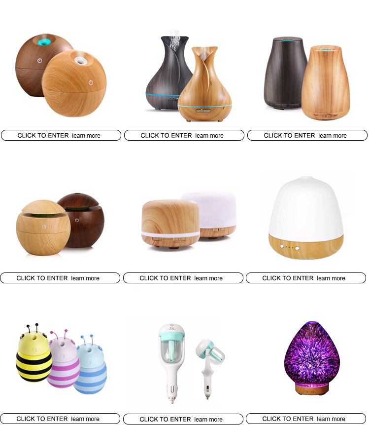 Home portable 130ml mini wood ultrasonic electric usb air aromatherapy aroma diffuser essential oils humidifier