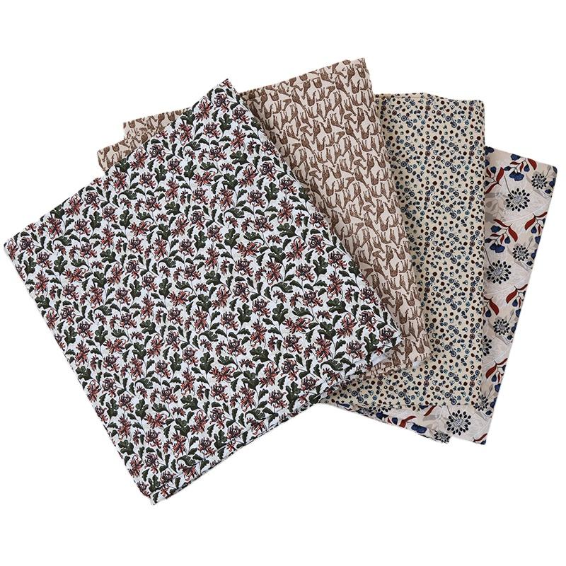 Melhor venda quente tecido de impressão para a camisa