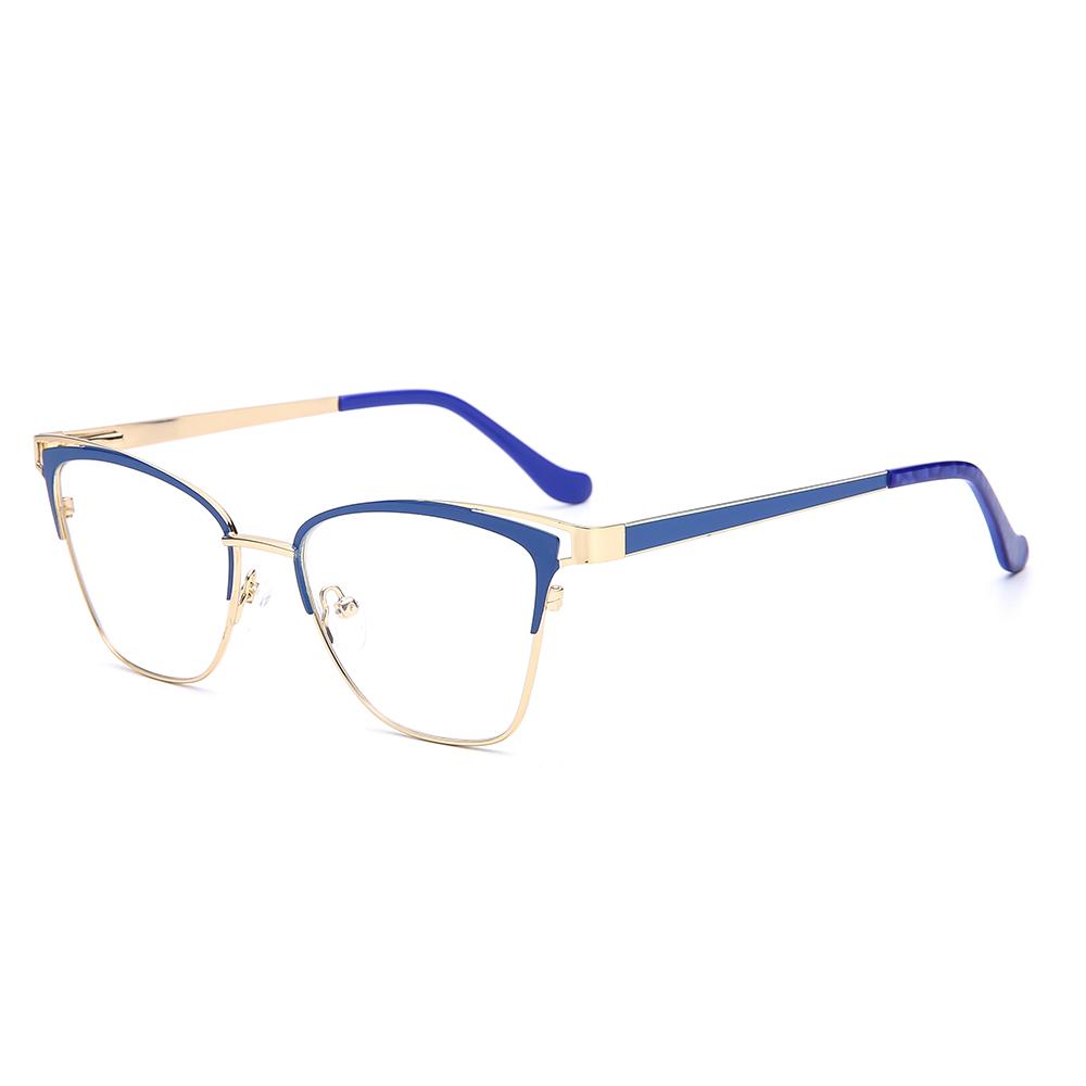 3787 oem odm доступный новый дизайн металлический модный окуляр