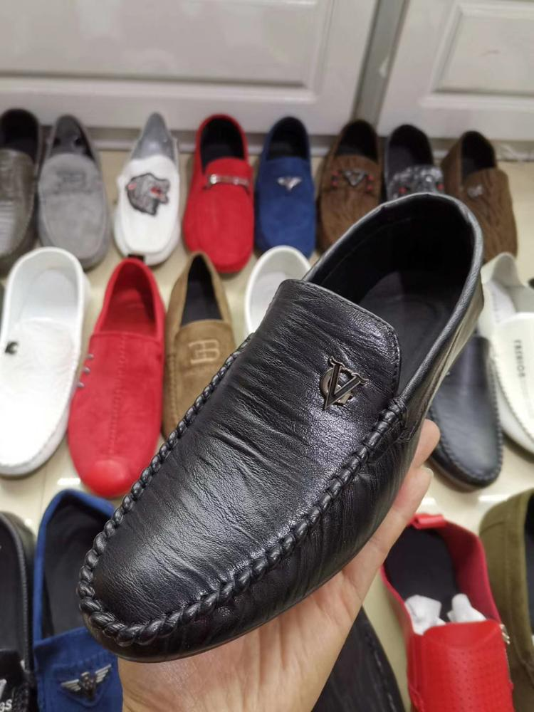 2020 wholesale hot sale boys shoes new design fashion comfortable men's shoes in China