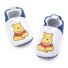 Обувь для новорожденных; Носки до лодыжки для мальчиков и девочек; Разноцветные милые ботиночки со звездами для малышей; Зимние мягкие тепл...(China)