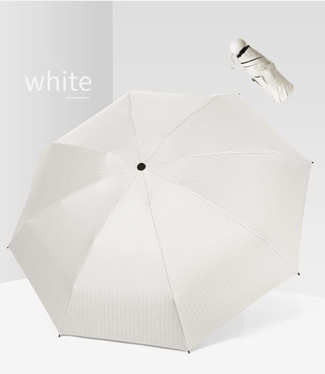 New arrival best popular small 5 folding parasoal umbrella