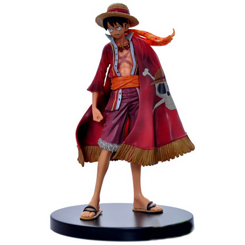 Anime 2020 One Piece Luffy Theatrical Edition Action Figure Juguetes Figures Collectible <strong>Model</strong>