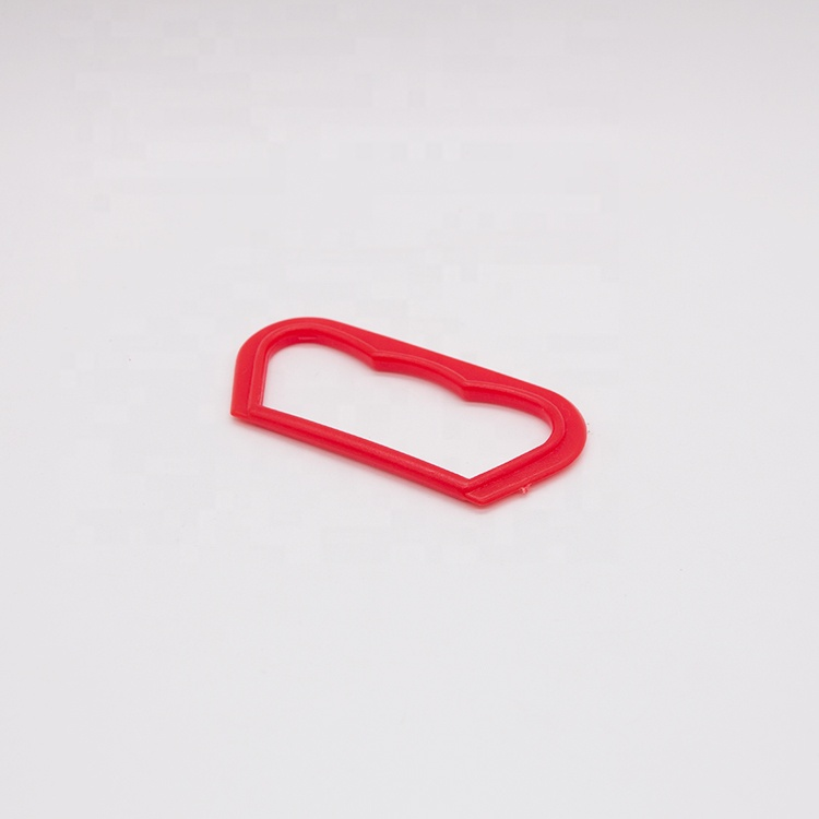 PE new material plastic handle for 4L rectangular tin can