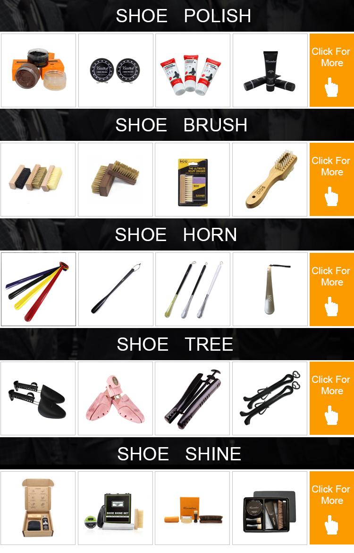 Оптовая продажа с фабрики, низкое количество минимального заказа для путешествий; Мужские туфли из натуральной кожи польский комплект набор средств для ухода за обувью