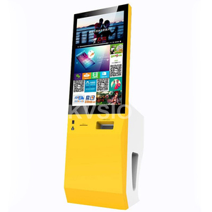 High quanlity touch screen kiosk machine k interactive machines