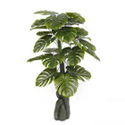 Tree Trees Artificial Green Tree YD29302-5 High Quality Best Selling Arhat Turtle Bay Green Artificial Tree For Wedding Garden Decorate