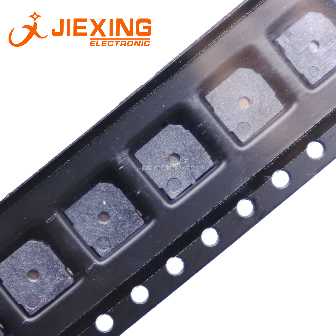 5020 5*5*2MM 3.6V SMD patch Ultra-thin Small Electromagnetic Passive <strong>Buzzer</strong> 2-5V 5.0*5.0mm