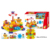 65 PCS Suger cake big giant kids diy building blocks for 2 years olds