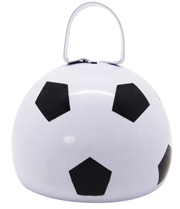 A13-C02 wholesale football cow bell Promotional Cowbells manufacturer wholesaler for 12 years