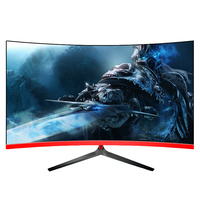 27 inch curved ultra wide screen gaming monitor 144Hz PC monitor curved LED monitor