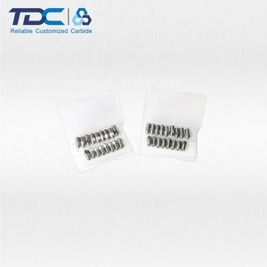 Strict quality control 3d printer nozzle size with standard specification