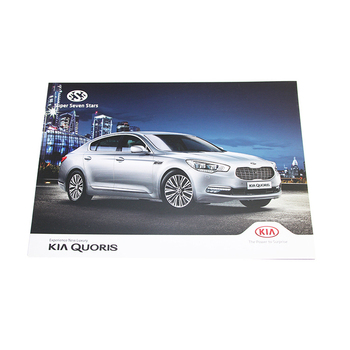 Low cost custom coloring cheap photo booklet / poster / flyer printing