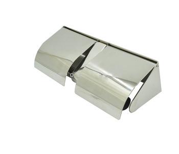 Stainless Steel Toilet Tissue Holder
