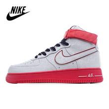 Nike Air Force 1 AF1 Чемпионат мира по баскетболу Красная Зеленая утка ФИБА 3 м Светоотражающая Спортивная обувь Размер 40-45 CK4581-110()