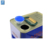 5L food grade empty square edible cooking extra virgin olive oil metal tin can