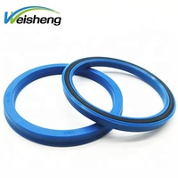 Hydraulic Cylinder SKF Rod Seal for excavator