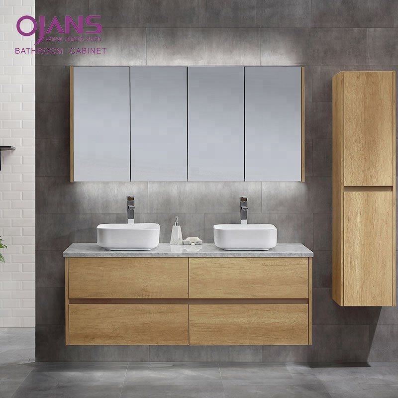Modern Style New Product Oem Design Modern Mdf 1500mm Bathroom Cabinet