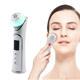 RF Skin Tightening Machine Vibration Radio Frequency Led Face Light Therapy Facial Massage Instrument