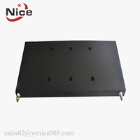 cast aluminum heater plate for heat press machine