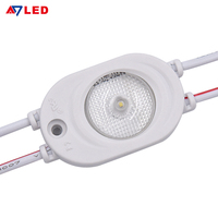 Factory Directly High Power 12V 1W 180 Degree Lens SMD 2835 Outdoor LED Module Light