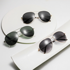EUGENIA 2020 New ArrivalsItalian Manufacturers Metal Sunglasses
