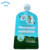 Gravure printing plastic clear transparent reusable Custom pouch bag Baby food pouch with spout