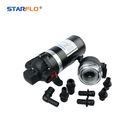 STARFLO DP-160 12V DC 160PSI 5.5LPM 12v dc diaphragm electric high pressure water pump for misting