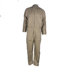 Industrial Flame Retardant Safety Coverall Working Uniform Workwear For Mens