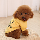 Winter Dog Clothes Winter Wholesale Winter Soft Comfortable Fleece Outfits Pet Dog Clothes Hoodies