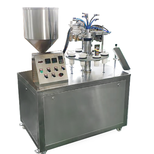 Wholesale Common And Filling Tube Sealing Machine For Toothpaste