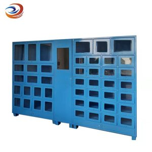 Combo workers tools vending machine locker vendor for factory
