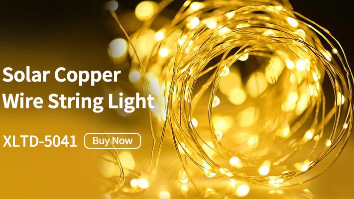 慈渓 Landsign ソーラーストリングライトシリーズ 6.25 メートル 30 led 屋外クリスマスレーザーライト/ホーム/ガーデン /パーティーの装飾