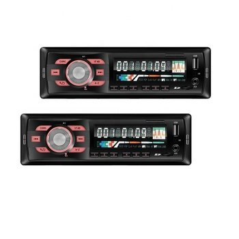 1 Din Car Audio Mp3 Cd Player With beautiful design and panel