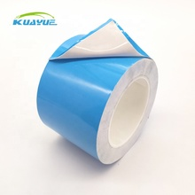 18 Mm Biru Akrilik Konduktif Termal Double Side Tape