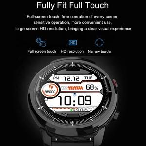S10 smart watch men's waterproof multiple sports mode heart rate monitoring weather forecast bracelet