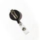Wholesale Round Shape Yoyo Key Holder Sublimation Retractable Badge Reel With Metal Alligator Clip