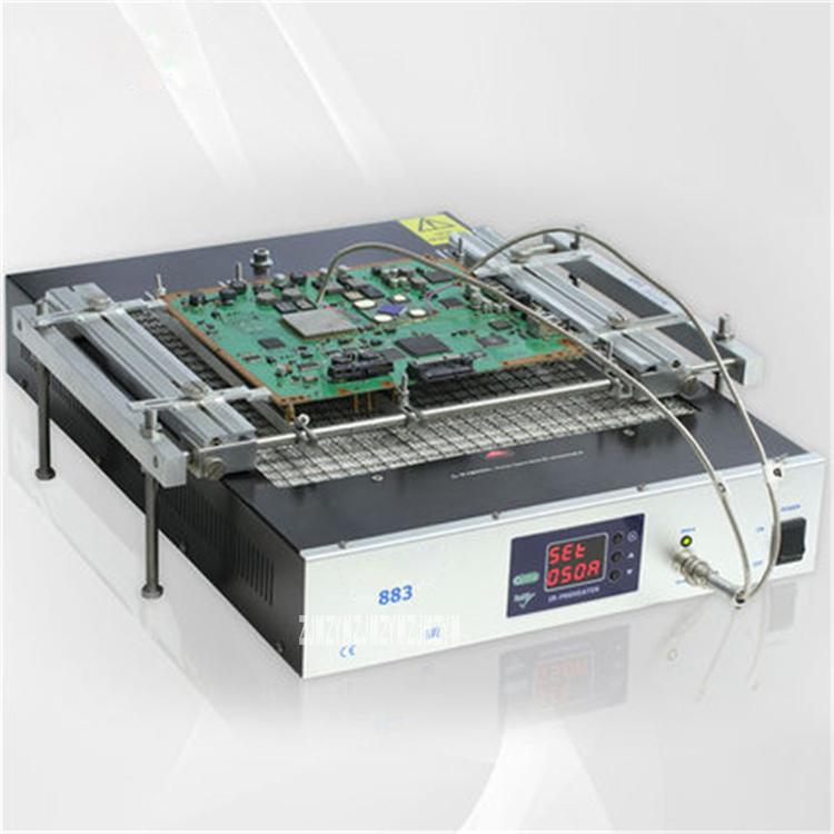 Rhegeneshop T946 110V Hot Plate PCB Preheater Preheating Oven 800W Soldering Station Welder