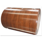 wooden pattern printed sheet coil metal corten steel sheet