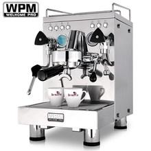 Аппарат для приготовления эспрессо Welhome, 15 бар, кофеварка для итальянского кофе, профессиональная полуавтоматическая Бытовая кофемашина дл...(Китай)