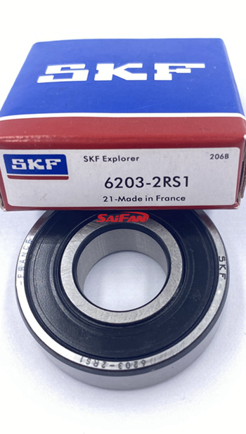 Original SKF Bearing Price List 6001 6002 6003 6004 6005 SKF Ball Bearing 6200 6201 6202 6203 6204 6205 SKF Motor Bearing