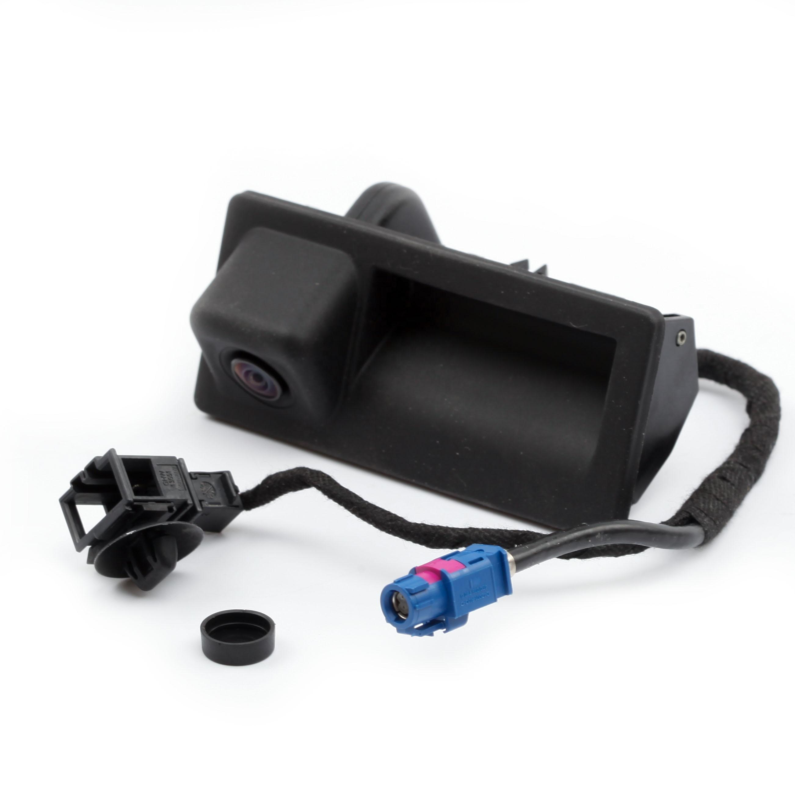 Arn/és de c/ámara RGB conector de cable de c/ámara de visi/ón trasera RGB Arn/és de video apto para RNS315 RNS510 RCD510