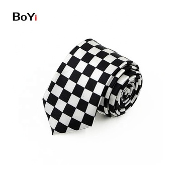 Custom Fashionable Hot Selling Printed Neckties For Man
