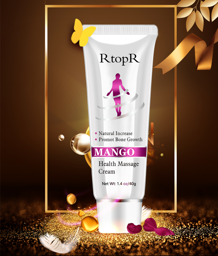 OEM  Mango Body Height Increase Product Natural Body Height Increase Growth Cream