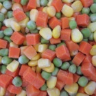 Frozen Vegetable Frozen Mix Vegetable Carrot Corn Green Peas For Easy Cook