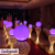 LDJ233-7 Hot selling LED pillar wedding hall decoration lights