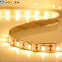 DC12V 5m LED Lamp Strip SMD 5630 300leds/roll indoor IP20 Flexible Strips for KTV Lighting Decoration