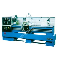 Chinese metal lathe machine heavy duty for sale C6280 SP2122 lathe price