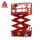 Lifter Machine for Construction Works LGMG AS0608 8m Scaffold Hydraulic Scissor Platform